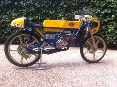 Vintage Moped, 125cc, Moped Scooter, Old School, Motorcycles, Mini, Vehicles, Motorbikes, Car