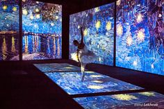 Loading...Thoughts!: Recently I was astonished by a Van Gogh exhibition...