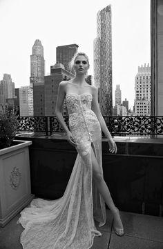 Inbal Dror 2016 Wedding Dresses - Mermaid sleeves wedding dress BR 16-01   sodazzling.com