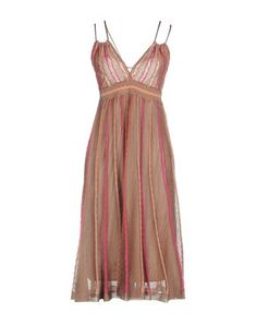 M MISSONI Knee-length dress. #mmissoni #cloth #