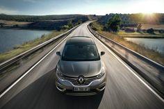 Renault laat zijn nieuwe Espace zien   UPDATE