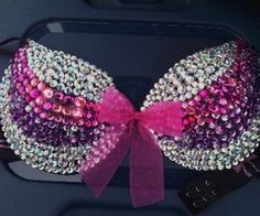 bras decorated for breast cancer - Google Search