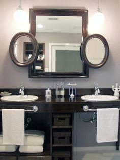 Bathroom Vanities for Any Style : Page 02 : Rooms : Home & Garden Television