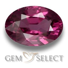 GemSelect features this natural untreated Rhodolite Garnet from Mozambique. This Red Rhodolite Garnet weighs 2ct and measures 8.5 x 5.9mm in size. More Oval Facet Rhodolite Garnet is available on gemselect.com  #birthstones #healing #jewelrystone #loosegemstones #buygems #gemstonelover #naturalgemstone #coloredgemstones #gemstones #gem #gems #gemselect #sale #shopping #gemshopping #naturalrhodolitegarnet #rhodolitegarnet #redrhodolitegarnet #ovalgem #ovalgems #redgem #red