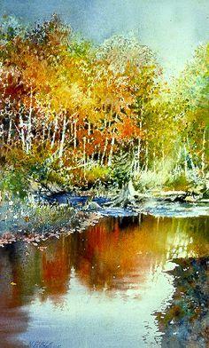 """Résultat de recherche d'images pour """"Ross Paterson Watercolor"""""""