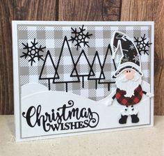 Winter Cards, Fall Cards, Xmas Cards, Holiday Cards, Christmas Card Template, Merry Christmas Card, Christmas Greetings, Christmas Ideas, Christmas Ornaments