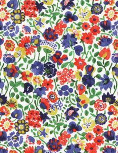 La plus belle collection de tissus Liberty.: 4043 Kaylie Sunshine