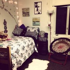 This dreamy dorm. | 26 Incredibly Cozy Dorms You'd Actually Want To Live In