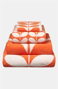 Orla Kiely 'Stem Jacquard' Hand Towel | Nordstrom |