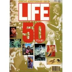 LIFE Magazine Fall 1986 50th Anniversary Issue Special