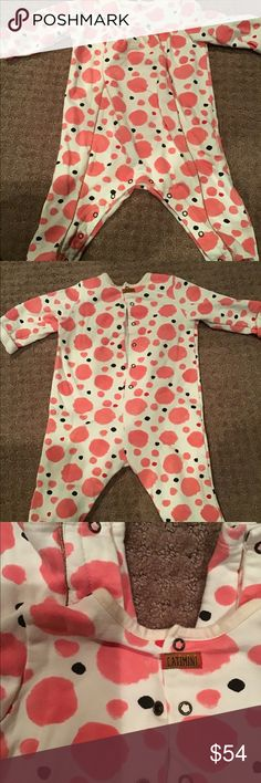 CATIMINI Baby Girls 6m L//SLEEVE STRIPED TOP /& PANTS OUTFIT//SET  NWT *SUPER CUTE*