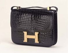 Hermes Constance bag in crocodile  ~ Gorgeous!!!!