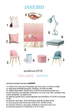 home, shopping list, pink, blue, trend, decoration, ring, deco, pantone, interior design, 2016