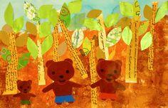 très jolis projets d'arts visuels maternelle                                                                                                                                                                                 Plus