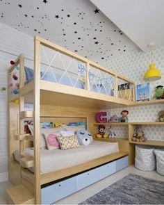 """905 curtidas, 11 comentários - Decor For Kids 🇧🇷 (@decorforkids) no Instagram: """"Projeto @dahoraarquitetura"""""""