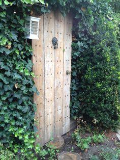My own door towards a secret garden...