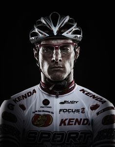 Chain Gang - Portraits of Pro-Cyclist on Behance