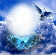 Resting in peace( Elvis ) Peace Pictures, Dove Pictures, Cross Pictures, Angel Pictures, Art Heaven, Heaven Painting, Images Du Christ, Pictures Of Jesus Christ, Images Ciel