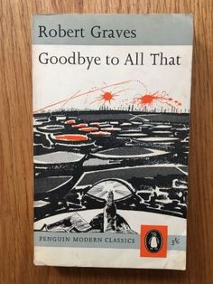 Goodbye to All That - Graves, Robert Penguin, Second impression of this Penguin paperback edition from 1961 in VG++ condition, light creasing at spine, very small loss at top edge of spine, no other markings, please see pics, paypal accepted, any questions please get in touch.