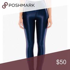 American apparel disco pants Never worn American Apparel Pants Straight Leg