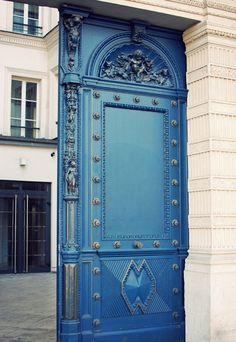 blue, color, design, architecture