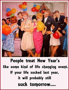 new years.. just another day... just another year