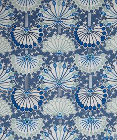 Liberty Art Fabrics Umbel B Tana Lawn