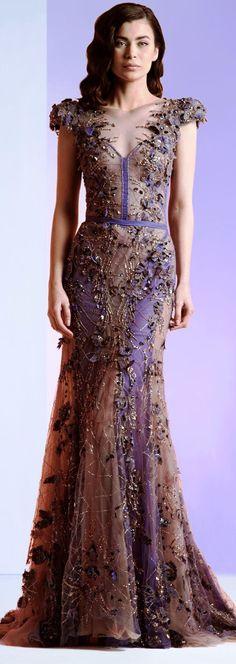 Ziad Nakad Haute Couture S/S 2014