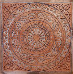 Mozaic Wall Art, gravat si pictat manual in lemn stratificat. Dimensiuni: Inaltime : 40cm ; Latime : 40cm ; Adancime : 2cm. Vedeti si Silver Blue 1 woodynamics@yahoo.com Tapestry, Wall Art, Silver, Blue, Decor, Etchings, Mandalas, Hanging Tapestry, Tapestries