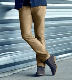 Men's Under Armour Performance Chino Straight Leg. The solution to every problem you've ever had with your pants.