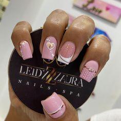 Short Nails, Toe Nails, Nail Ideas, Nail Art, Chocolate, White Nail Polish, Decorations, Short Nail Manicure, Nail Manicure