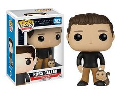 Pop! TV: Friends - Ross Geller (PREORDER)