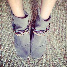 here the mini #booties come! #lovemyjob #booties #handmade #happygirl #elehandmade #etsy #shoemaker #shoeselfie #shoes #leather #italian #shoelovers #shoesaddict