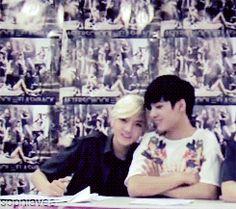 NUEST JR and Ren