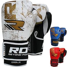 Rdx leather #sparring gloves #boxing kick #boxing combat training on #strike bag w,  View more on the LINK: http://www.zeppy.io/product/gb/2/201377137855/