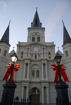 ✮ St Louis Cathedral, New Orleans