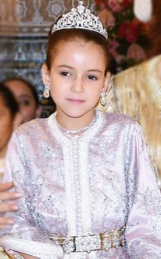 SAR la princesse Lalla Khadija du Maroc