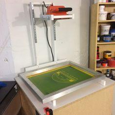 DIY Screen printing exposure unit - Imgur