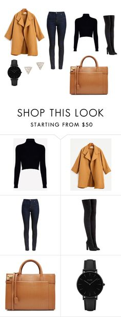 """""""Untitled #3"""" by joana-mendes-2 on Polyvore featuring Jack Wills, Barbour, adidas Originals, Zadig & Voltaire, CLUSE and Adina Reyter"""