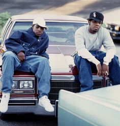1993: Outkast and Big Gipp in the driver's seat