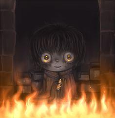 Little Inferno by RosyMaple.deviantart.com on @deviantART