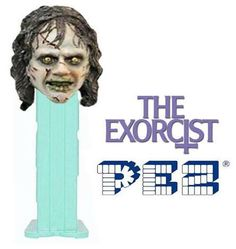 """""""The Exorcist"""" PEZ Dispenser"""