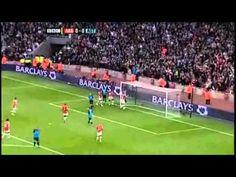 Aston Villa's first win at the Emirates! Aston Villa, Arsenal, Aston Villa F.c.