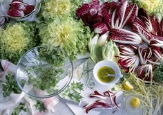 Jak dobrać dressing do sałaty? Od rukoli po jarmuż