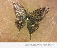 fännick fjäril