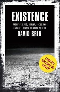 Existence by David Brin — a review by Rebecca Muir http://www.darkmatterzine.com/existence-by-david-brin/