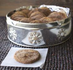 Galletas de canela / Cinnamon cookies   En mi cocina hoy