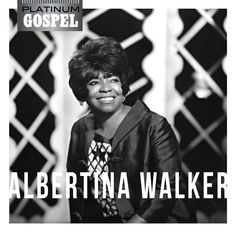 This is one of Sonorous Entertainment's HOB Gospel Catalog Collection called Platinum Gospel by Albertina Walker.