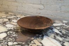 Hand Turned Bowl [$250.00]