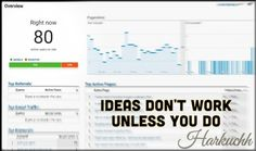 ideas Don't Work Unless You Do!